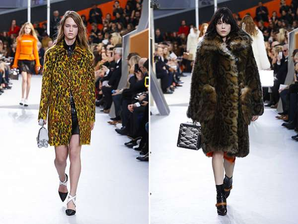 Неделя моды в Париже: показ Louis Vuitton 5