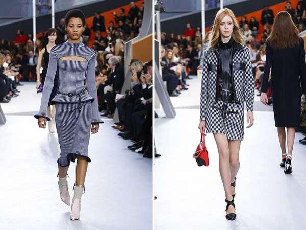 Неделя моды в Париже: показ Louis Vuitton 9