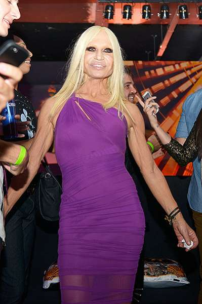 Новым лицом Givenchy станет Донателла Версаче 3