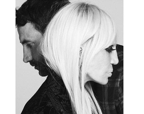 Новым лицом Givenchy станет Донателла Версаче 2