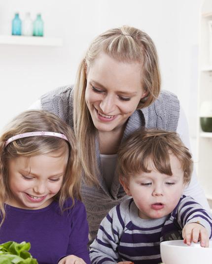 Успеть везде или будни мамы двух детей 12