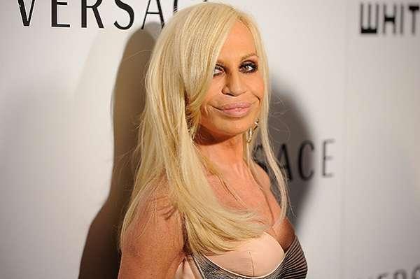 Новым лицом Givenchy станет Донателла Версаче 1