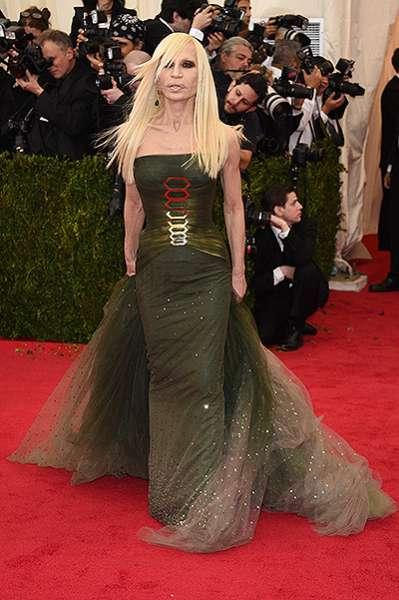 Новым лицом Givenchy станет Донателла Версаче 6