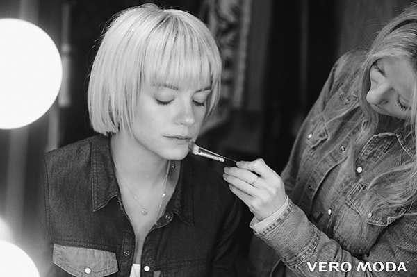 Лили Аллен стала лицом датского модного бренда 4