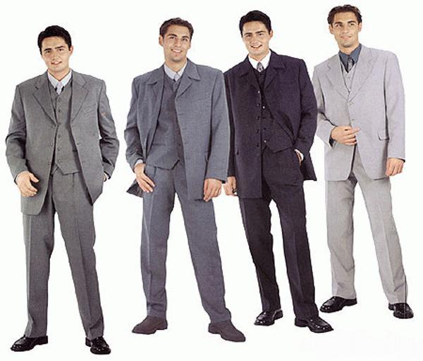 классические костюмы мужские