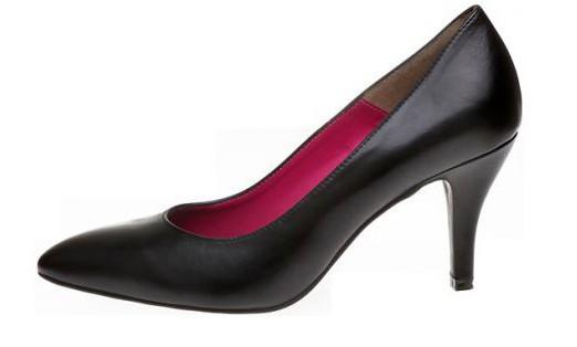 чёрные туфли