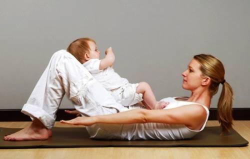 Когда можно качать пресс после родов? Правила и особенности тренировки пресса после родов 10