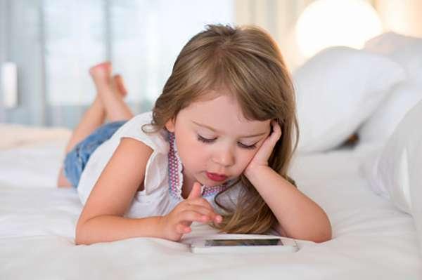 В каком возрасте детям можно разрешать смартфон 6