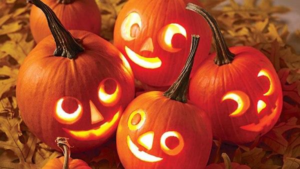 Как вырезать тыкву на Хэллоуин (видео) 6