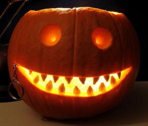 Как вырезать тыкву на хелоуин