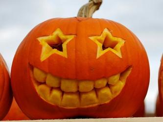 Какая тыква нужна на хеллоуин