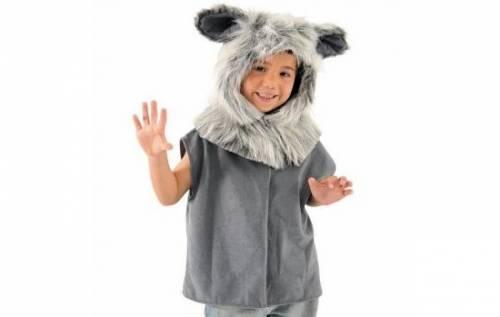 Как сшить забавный костюм волка своими руками для мальчика. Мастер-класс с фото для начинающих мастериц: костюм волка 11