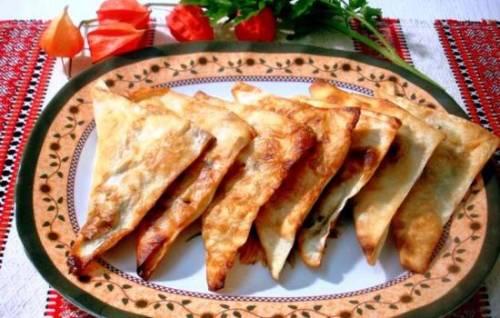 Чебуреки из лаваша – ленивые, но такие вкусные! Мясные, сырные и комбинированные начинки для чебуреков из лаваша 6