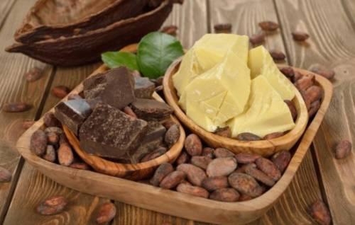 Масло какао: о свойствах и составе продукта, правилах применения.  Масло какао: правила применения в народной медицине 7