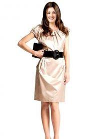 Летние офисные платья 6