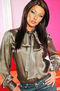 Нарядные женские блузки 4