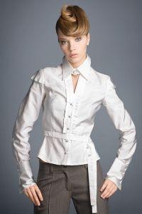 Нарядные женские блузки 6