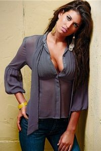 Нарядные женские блузки 7