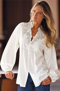 Женские блузы 5