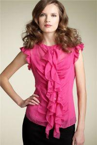 Женские блузы 6