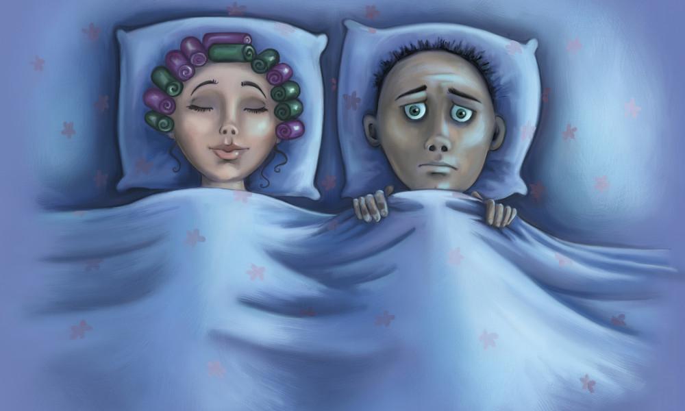 Почему вы просыпаетесь каждую ночь в одно и то же время?