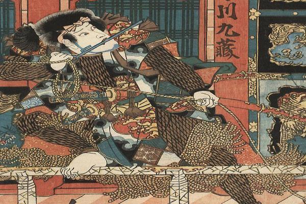 Сибари - японское искусство связывания 12