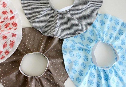 Как сшить юбку солнце на резинке? 9