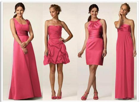 новые фасоны платьев