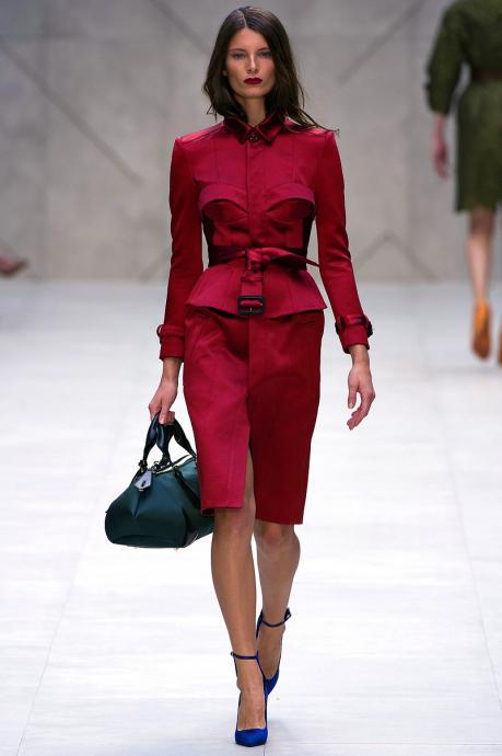 Юбка баска: с чем носить.