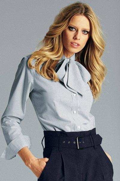Нарядные женские блузки 29