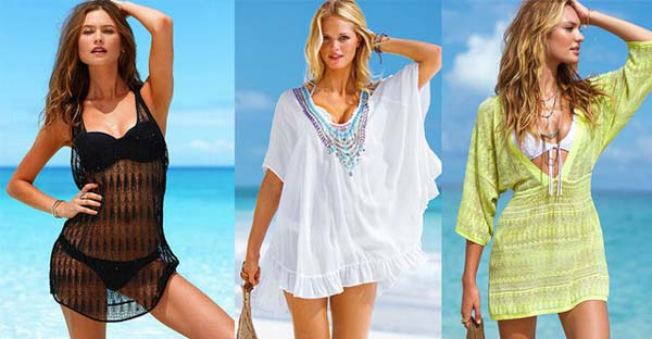 Пляжная мода: тенденции лета 2017 48