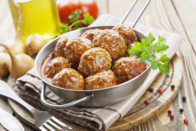 Рецепты диетических блюд из мяса 21