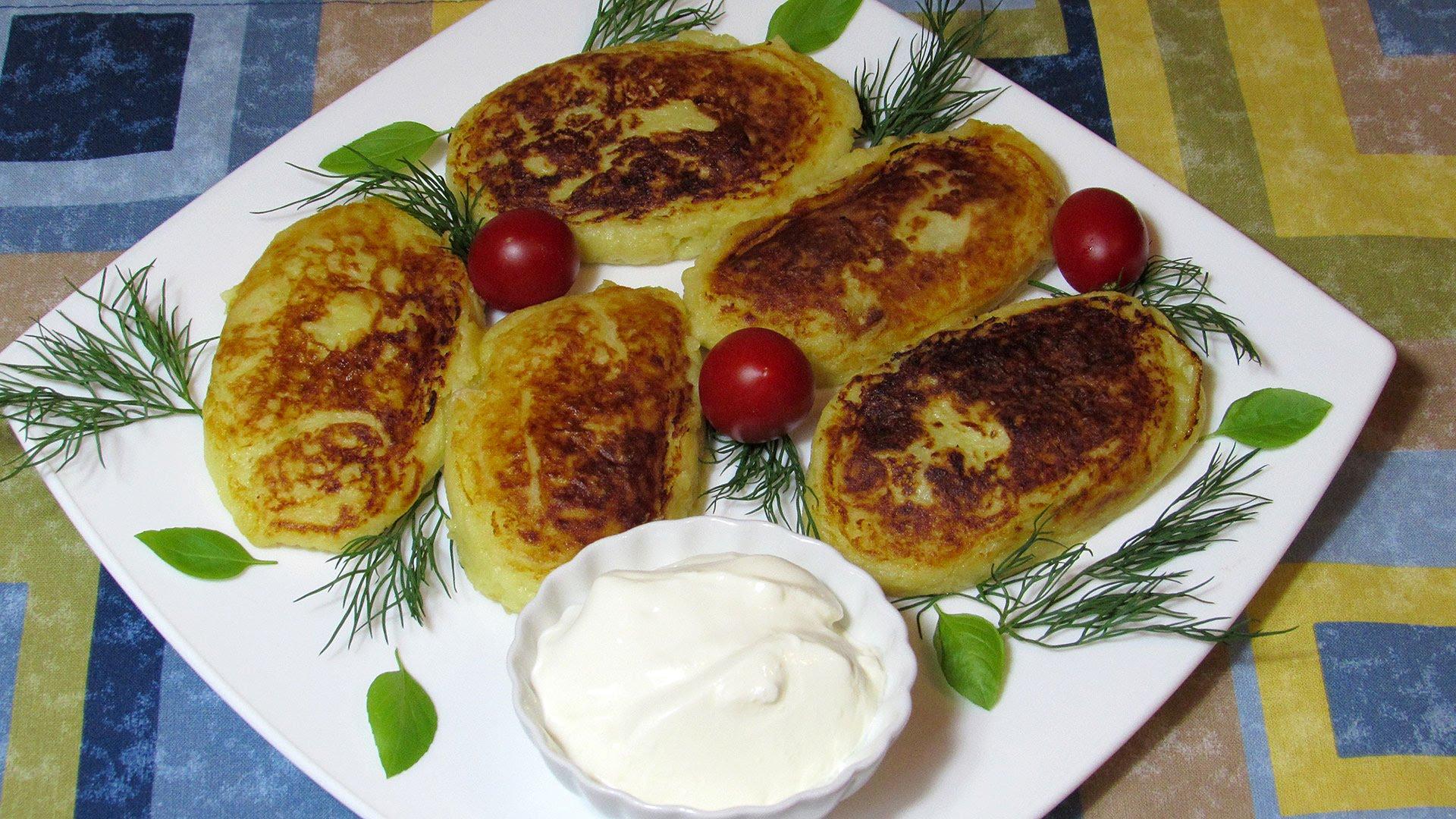 Картофельные зразы: вкусные и простые рецепты 2