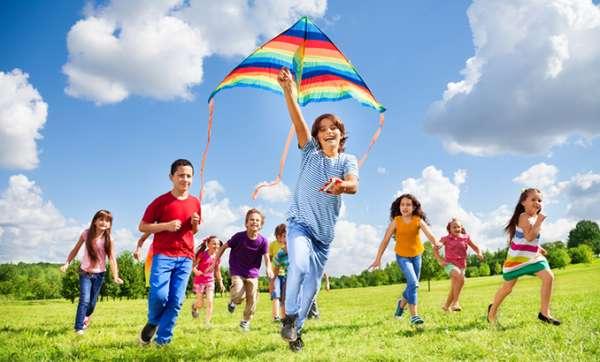 Как весело провести День защиты детей: игры и конкурсы 4