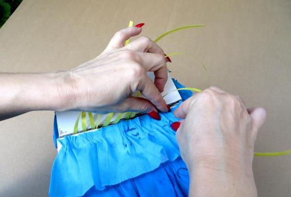 Как сделать пиньяту своими руками в домашних условиях 15