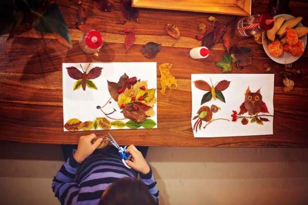 Поделки в школу на тему осень своими руками 15