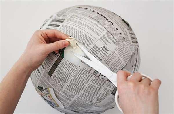 Как сделать пиньяту своими руками в домашних условиях 4