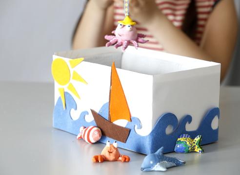 Простые поделки из бумаги своими руками для детей 3-4 лет 9